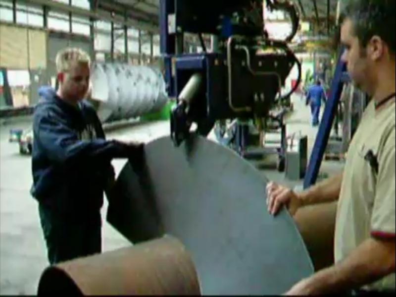 Schoepenbuig machine (2006)